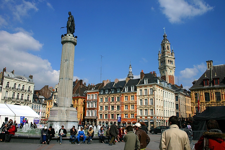 Lille France  city pictures gallery : Lille Guide France